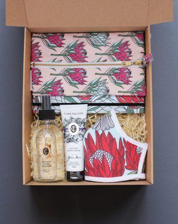 covid protective gift box