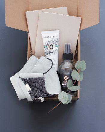 Covid protection gift box